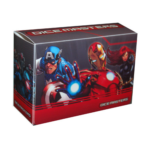 Marvel Dice Masters: Avengers Age of Ultron - Team Box