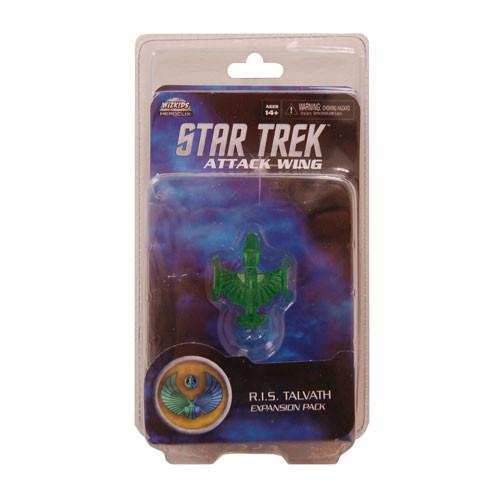 Star Trek: Attack Wing - Romulan: R.I.S. Talvath Expansion Pack