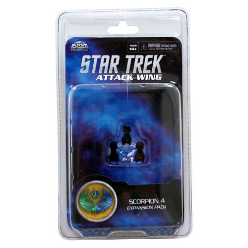 Star Trek Attack Wing: Romulan - Scorpion Attack Squadron