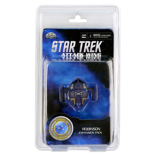Star Trek Attack Wing: Robinson Expansion Pack