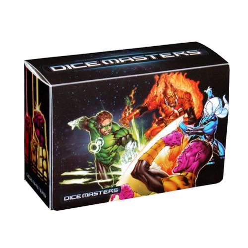 DC Dice Masters: War of Light - Team Box