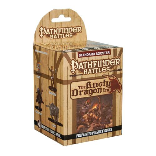 Pathfinder Battles: Rusty Dragon Inn - Booster Pack
