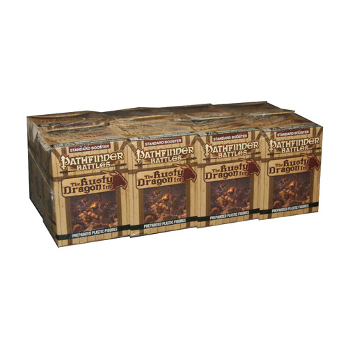 Pathfinder Battles: Rusty Dragon Inn - Booster Brick (8)