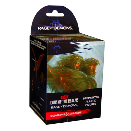 D&D: Rage of Demons - Booster Pack