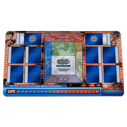 Marvel Dice Masters: The Amazing Spider-Man - Playmat