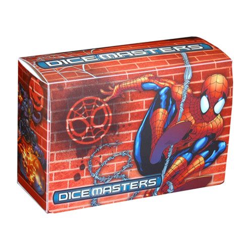 Marvel Dice Masters: The Amazing Spider-Man - Team Box