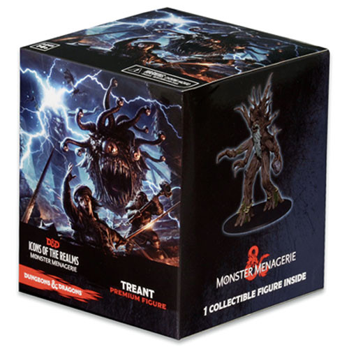 D&D: Monster Menagerie - Treant Promo Figure