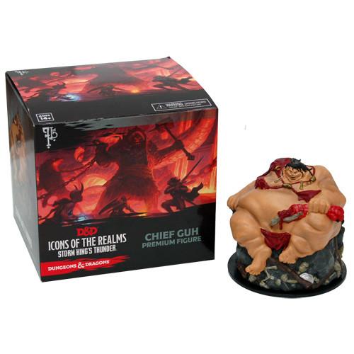 D&D Miniatures: Storm King's Thunder Chief Guh Figure