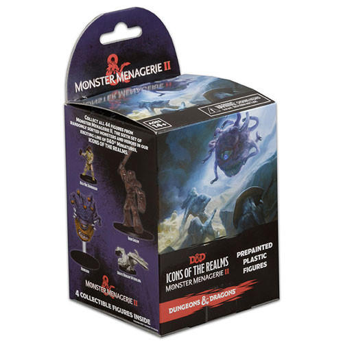 D&D: Monster Menagerie 2 - Booster Pack