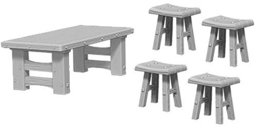 Wondrous Pathfinder Battles Deep Cuts Miniatures Wooden Table Machost Co Dining Chair Design Ideas Machostcouk