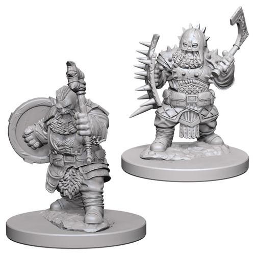 Pathfinder Battles Deep Cuts Miniatures: Dwarf Male