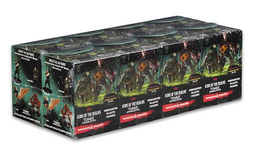 D&D Miniatures: Tomb of Annihilation - Booster Brick (8)