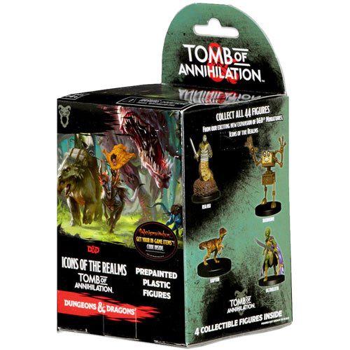 D&D Miniatures: Tomb of Annihilation - Booster Pack
