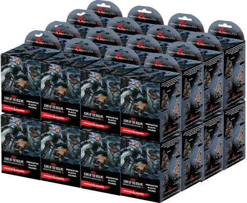 D&D Miniatures: Monster Menagerie 3 - Booster Case (32)