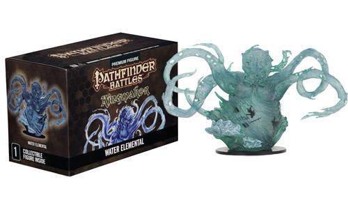 Pathfinder Battles: Kingmaker - Water Elemental