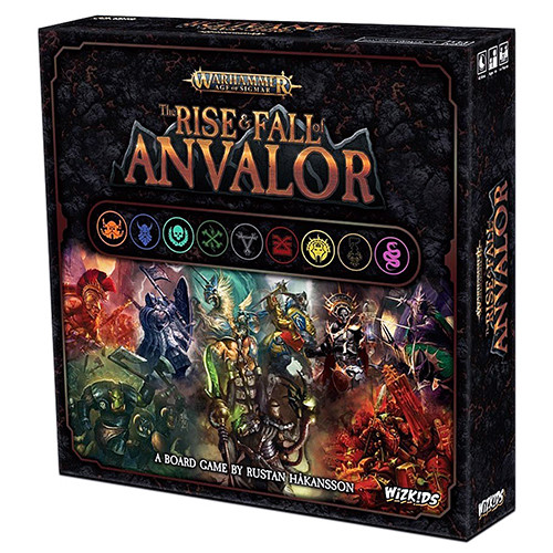 Warhammer Age of Sigmar: Rise & Fall of Anvalor