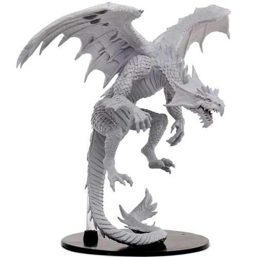 Pathfinder Battles Deep Cuts Miniatures: Gargantuan White