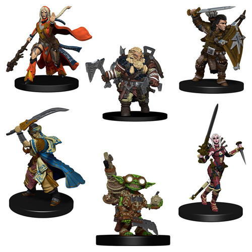 Pathfinder Battles: Iconic Heroes Evolved | Collectible