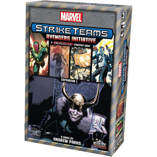 Marvel Strike Teams: Avengers Initiative Expansion
