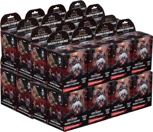 D&D Miniatures: Waterdeep Dungeon of the Mad Mage - Booster