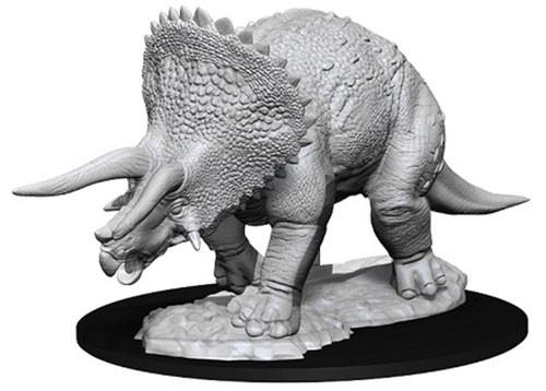 D&D Nolzur's Marvelous Unpainted Miniatures: Triceratops (1)