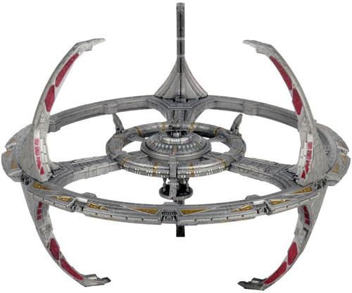 Star Trek Deep Cuts Unpainted Ships D/'deridex Class Attack Wing