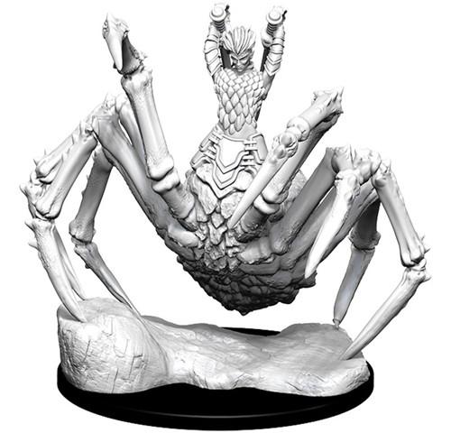 D&D Nolzur's Marvelous Unpainted Miniatures: Drider (1)