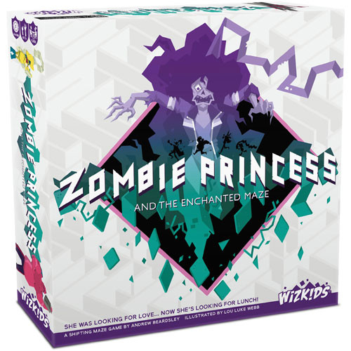 Zombie Princess & the Enchanted Maze