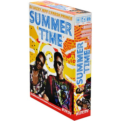 DJ Jazzy Jeff & The Fresh Prince: Summertime