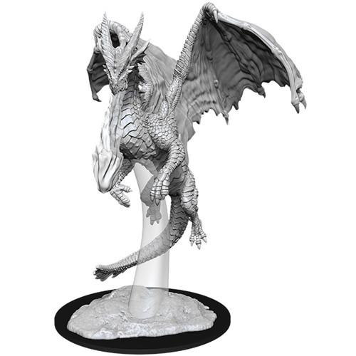 D&D Nolzur's Marvelous Unpainted Miniatures: W11 Young Red Dragon