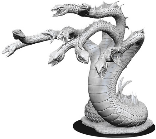 Pathfinder Battles Deep Cuts Unpainted Miniatures: W11 Hydra