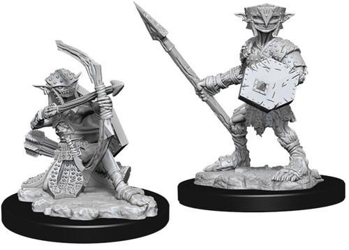 Pathfinder Battles Deep Cuts Unpainted Miniatures: W11 Hobgoblin