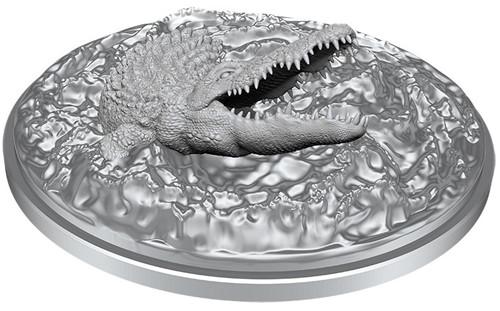 D&D Nolzur's Marvelous Unpainted Miniatures: W11 Crocodile