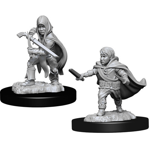 D D Nolzur S Marvelous Unpainted Minis W13 Male Halfling Rogue Table Top Minis Miniature Market Click to find the best results for halfling rogue models for your 3d printer. d d nolzur s marvelous unpainted minis w13 male halfling rogue