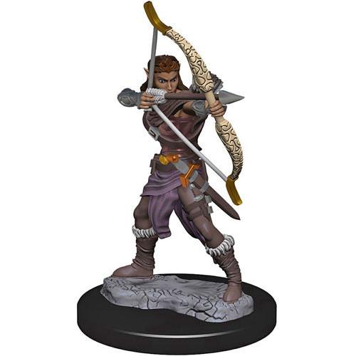 D&D Premium Painted Figure: Female Elf Ranger