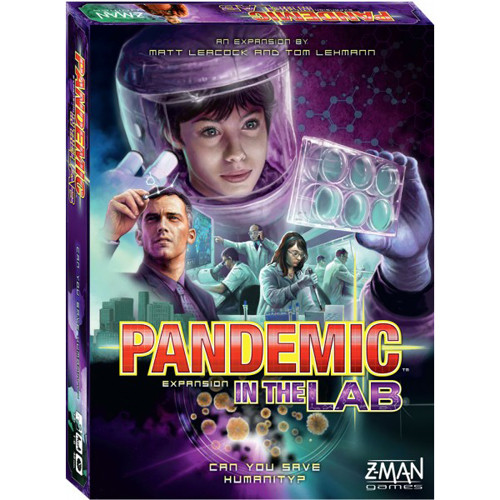 Pandemic: In the Lab Expansion