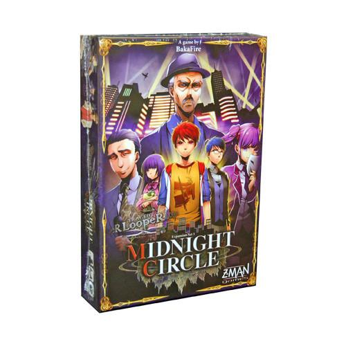 Tragedy Looper: Expansion Set 1 - Midnight Circle
