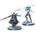 Marvel: Crisis Protocol - Corvus Glaive & Proxima Midnight Character Pack