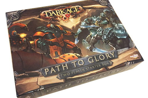 Dark Age: Path to Glory Two-Player Starter Box (The Drop)