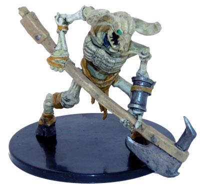 Waterdeep Dungeon of the Mad Mage #032b Minotaur Skeleton