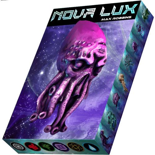 Nova Lux board game