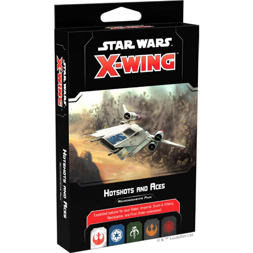 Star Wars X Wing (2nd Edition): Huge Ship Conversion Kit