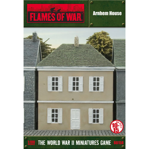 Cobblestone Town Square BB212 Flames of War
