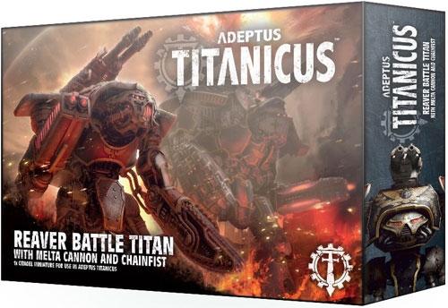 Adeptus Titanicus: Warhound Scout Titans | Table Top