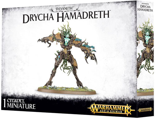 Age of Sigmar: Sylvaneth - Dryads | Table Top Miniatures