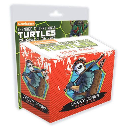 Teenage Mutant Ninja Turtles: Shadows of the Past - Casey Jones Hero Pack board game