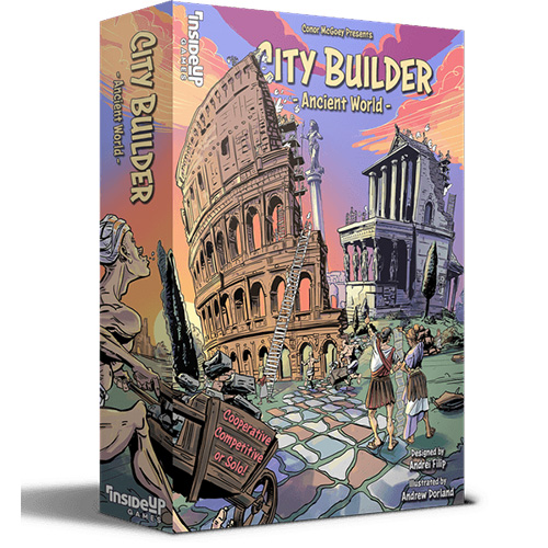 City Builder: Ancient World board game