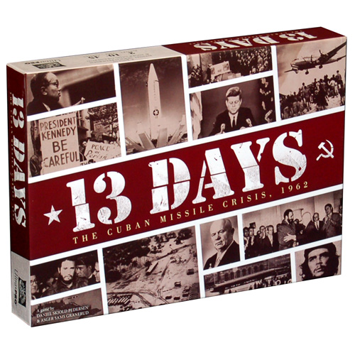 13 Days: The Cuban Missile Crisis board game