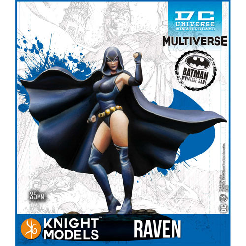Batman//DC Universe Miniature Game Killer Frost Knight Models
