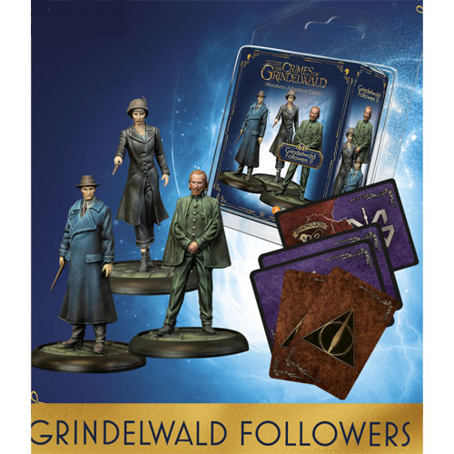 Queenie Goldstein Ingles Knight Models Harry Potter Miniature Game